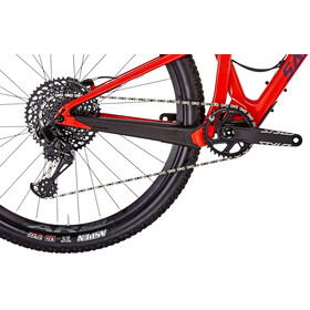 Santa Cruz Blur 3 C S-Kit red